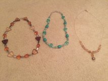 Handmade necklaces in Oswego, Illinois