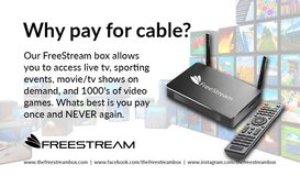 Finally an alternative to cable/satellite! in Oceanside, California