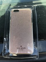 Kate Spade rose gold iPhone 6 plus case NEW!! in 29 Palms, California
