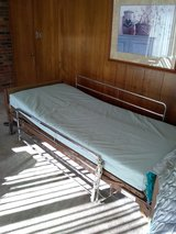 Hospital bed in Lockport, Illinois