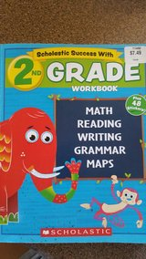 Kids workbooks in El Paso, Texas