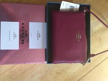 Coach Pink Wristlet NWT in Fort Bliss, Texas