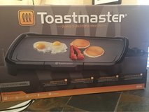 New Toastmaster Griddle 10x20 in Columbus, Georgia