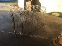 Dog kennel in Morris, Illinois
