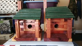 Custom Made Ceder Bluebird House (Each) in Warner Robins, Georgia