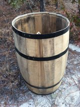 Vintage: Wooden (Nail) Keg in Macon, Georgia