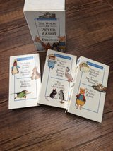 Peter Rabbit And Friends VHS set in Okinawa, Japan