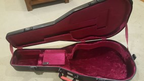Gator guitar case new, bought and stored in Okinawa, Japan