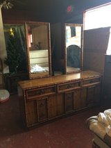 Dresser With Mirrors in Leesville, Louisiana