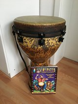 Remo Djembe Drum in Ramstein, Germany