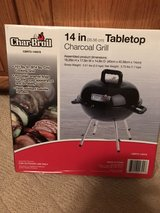 Tabletop grill for tailgating/camping in Joliet, Illinois