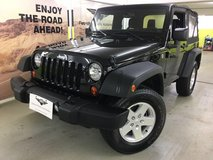2013 Jeep Wrangler Sport -- ONLY 38,000 MILES ! in Hohenfels, Germany