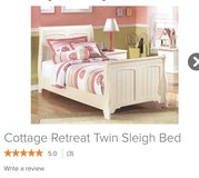 Twin bedroom set with mattress set in The Woodlands, Texas