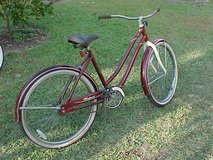 Lady's Bicycle in Beaufort, South Carolina