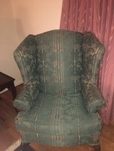 2 matching Wingback chairs. in Camp Lejeune, North Carolina