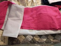 Nice, Brand New, Pink Twin Bed Skirt in Beaufort, South Carolina