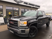 2015 GMC Sierra SLE Extended Cab in Hohenfels, Germany