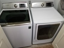 Samsung Washer and Dryer in Fort Carson, Colorado