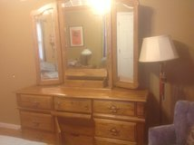 Oak Dresser in Lockport, Illinois