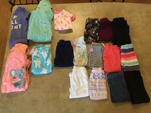 18 month winter girl lot continued in Fort Drum, New York
