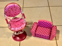 """Large Lot of 18"""" Doll Accessories Furniture EUC in Fairfield, California"""