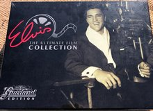 Elvis Ultimate Film collection-The Graceland Edition-never opened in Pleasant View, Tennessee