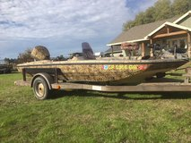77 Glastron Bass / Duck hunting boat in Vacaville, California