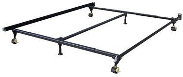 Queen Size Metal Bed Frame in Ramstein, Germany