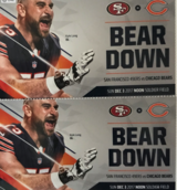 Chicago Bears *PRICE DROP* tickets 2 Sunday! in Naperville, Illinois
