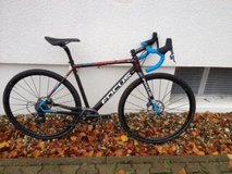 2017 Focus Mares Force 1 Carbon Cyclocross Bike size 51 small in Stuttgart, GE