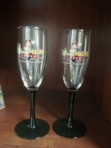 Disney champagne glasses in Dothan, Alabama