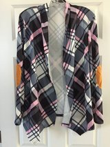 Plaid Sweater/Cardigan - NEW in Beaufort, South Carolina
