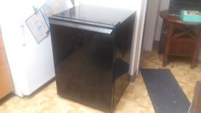 GE Refrigerator- Black 34 inches high in Naperville, Illinois
