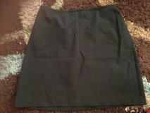 Women's sz9 black dress skirt in Fort Polk, Louisiana