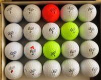 20 Vice Pro Soft used golf balls near mint condition in Naperville, Illinois