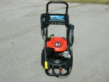 EXCEL 2500psi PRESSURE WASHER in Kingwood, Texas