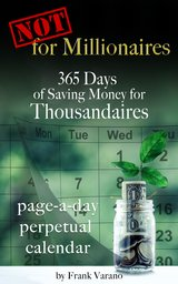 New eBook: Money saving calendar in Fort Belvoir, Virginia