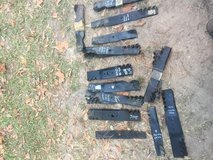 Mower blades in DeRidder, Louisiana