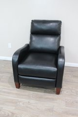 Pleather Recliner in CyFair, Texas