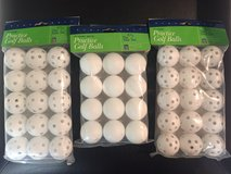 Practice Golf Balls in Naperville, Illinois
