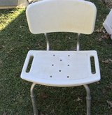Shower chair in Cleveland, Texas