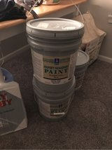 5 gallon buckets sherwin Williams paint in Bolingbrook, Illinois
