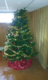 Christmas tree for sale in Elgin, Illinois