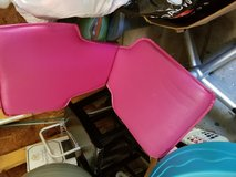 Pink office chair in Beaufort, South Carolina
