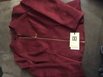 Ivanka Trump maroon blazer sz s in Plainfield, Illinois