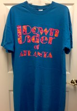 "Women's ""Down Under of Atlanta"" Long Nightshirt in Moody AFB, Georgia"