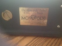 Vintage  Monopoly Collector Bank in Travis AFB, California