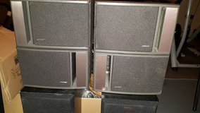 BOSE MODEL 141 SPEAKER SET in Fort Knox, Kentucky