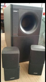 Bose Accoustimass 5 Speakers in Chicago, Illinois
