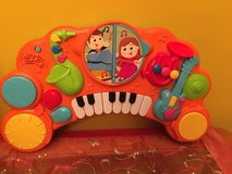 baby toy piano music station in Naperville, Illinois